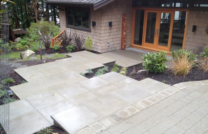 patio steps