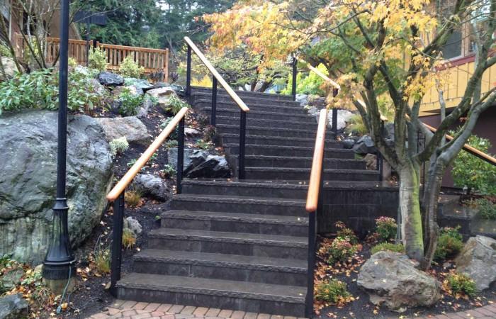 Village Square Stairway